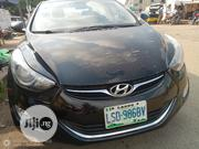 Hyundai Elantra GLS Automatic 2012 Black | Cars for sale in Lagos State, Lagos Mainland