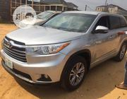 Toyota Highlander 2016 Silver | Cars for sale in Rivers State, Port-Harcourt