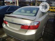 Honda Accord 2013 Gold | Cars for sale in Lagos State, Ojodu