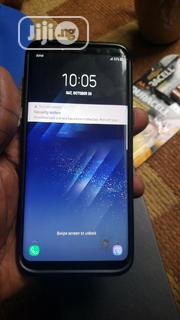 Samsung Galaxy S8 Plus 64 GB Black | Mobile Phones for sale in Lagos State, Kosofe