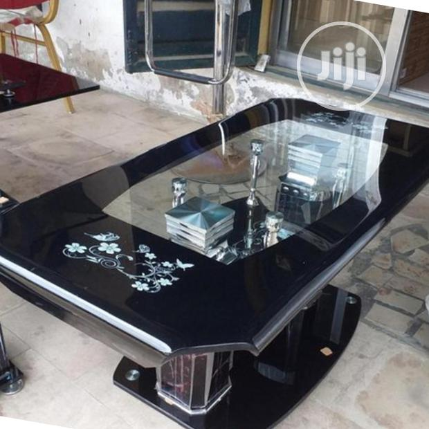 Superb Glass Center Table