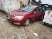 Toyota Corolla 2004 LE Red   Cars for sale in Delta State, Warri South