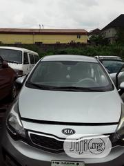 Kia Rio 2012 Silver | Cars for sale in Lagos State, Ajah