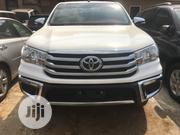 Toyota Hilux 2017 SR5 4x4 White | Cars for sale in Lagos State, Isolo