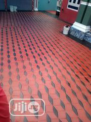 GOLDBLESS Stamping Concrete Floor Design | Building & Trades Services for sale in Ekiti State, Ado Ekiti