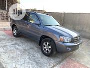 Toyota Highlander 2006 Limited V6 Blue | Cars for sale in Ogun State, Abeokuta South