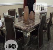 Marble Dining Table. | Furniture for sale in Lagos State, Yaba