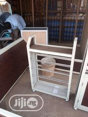 Alluminium Shoe Rack | Furniture for sale in Oyo State, Egbeda