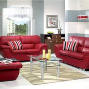 Red Leather Chair   Furniture for sale in Lagos State, Alimosho