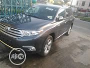 Toyota Highlander Limited 3.5l 4WD 2013 Gray | Cars for sale in Lagos State, Lekki Phase 1