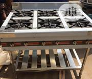 6 Burners Gas Stove | Restaurant & Catering Equipment for sale in Lagos State, Ojo