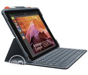 Logitech Keyboard iPad (5th, 6th, & 7th Gen) And iPad Air (3rd Gen) | Accessories for Mobile Phones & Tablets for sale in Lagos State, Ikeja