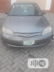 Honda Civic 2004 1.6i ES Automatic Gray   Cars for sale in Lagos State, Ikoyi