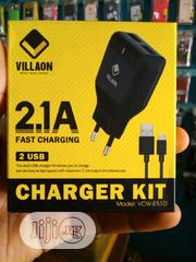 Villaon 2.1A Fast Charging | Accessories for Mobile Phones & Tablets for sale in Oyo State, Egbeda