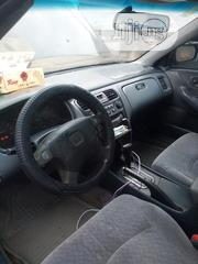 Honda Accord 2001 5P Black | Cars for sale in Lagos State, Alimosho