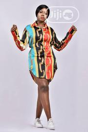 Ajstyles Lovely Short Shirt Dress | Clothing for sale in Lagos State, Egbe Idimu