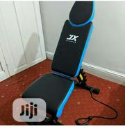 Adjustable Exercise Bench With Resistance Rope | Sports Equipment for sale in Lagos State, Epe