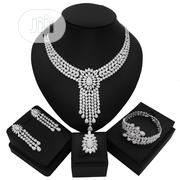 Cubic Zirconia Jewellery Sets | Jewelry for sale in Lagos State, Ojo