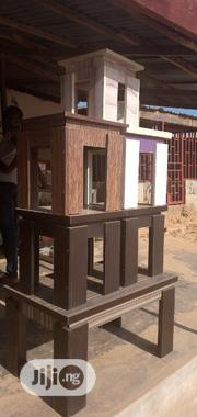 Couch Side Table And Stools | Furniture for sale in Abuja (FCT) State, Bwari