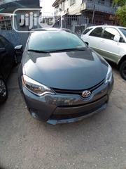 Toyota Corolla 2015 Gray | Cars for sale in Lagos State, Surulere