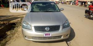 Nissan Altima 2006 2.5 S Gold
