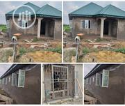 4bedroom Bungalow For Sale Behind St Francis Event Centre Off Lasu Rd | Houses & Apartments For Sale for sale in Lagos State, Egbe Idimu