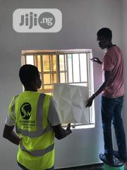 Super Polished Pop Wall Screeding   Building & Trades Services for sale in Lagos State, Ibeju