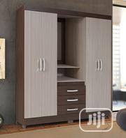 New 4 Door Wardrobe With 3 Drawer | Furniture for sale in Lagos State, Ikeja