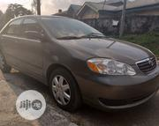 Toyota Corolla 2007 1.6 VVT-i Gray | Cars for sale in Rivers State, Port-Harcourt