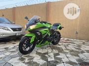 Kawasaki Ninja 300 2015 Green | Motorcycles & Scooters for sale in Lagos State, Oshodi-Isolo