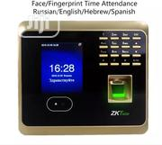 Zkteco Wifi Uf100plus Face/Fingerprint Time Attendance | Computer Accessories  for sale in Lagos State, Ikeja