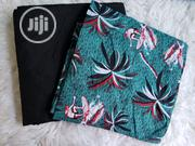 4 Yards Plain And Pattern Materials | Clothing for sale in Lagos State, Alimosho