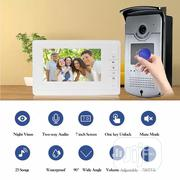 Wired Home 7'' Color Video Intercom With 1 Monitor Vid Door | Home Appliances for sale in Lagos State, Ikeja