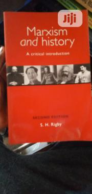 Marxism And History | Books & Games for sale in Lagos State, Surulere