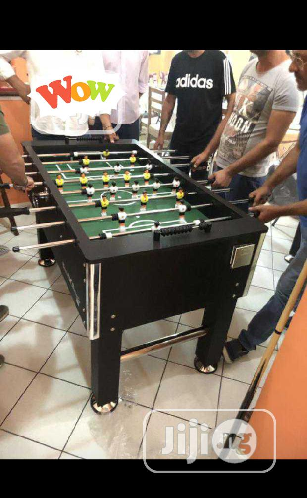 Durable Standard Soccer Table Foosball Table