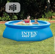 Intex Easy Set 8-foot-by-30-inch Round Pool Set | Sports Equipment for sale in Lagos State, Ojo