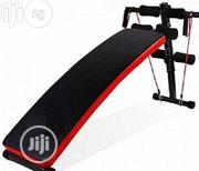 Sit-Up Bench With Resistance Rope | Sports Equipment for sale in Lagos State, Surulere