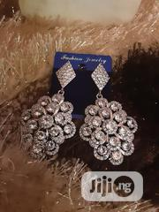 Cubic Zirconia Earrings | Jewelry for sale in Lagos State, Lagos Mainland