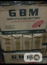180A GBM Lead Acid Battery   Solar Energy for sale in Lagos State, Ojo
