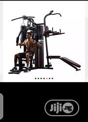 New Imported J-X Fitness (3)Station Multi Home Gym | Sports Equipment for sale in Lagos State, Magodo