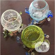 Decorative Glass Jar-12pcs | Home Accessories for sale in Lagos State, Ikoyi
