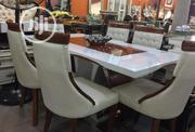 Dinning Table With 6 Chairs | Furniture for sale in Lagos State, Lagos Island