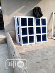Sliding Windows With 5mm Blue Glasse | Windows for sale in Lagos State, Lagos Mainland