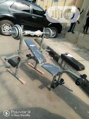 Brand New 4-In-1multi Purpose Weight Bench Press . | Sports Equipment for sale in Lagos State, Surulere