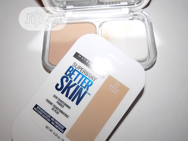 Archive: Maybelline Superstay Better Skin Transforming Powder