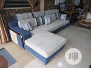 Fabric L Shape Sofa | Furniture for sale in Lagos State, Ojo