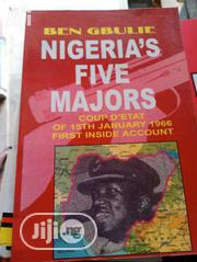 Nigeria's Five Majors | Books & Games for sale in Lagos State, Surulere