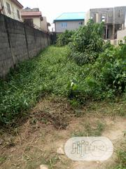 Standard Half Plot By Chemist Bus Stop, Okota Lagos | Land & Plots For Sale for sale in Lagos State, Isolo