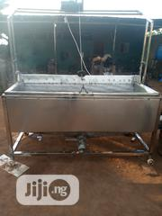 One Bag Chinchin Continuous Automatic Discharging Deep Fryer | Restaurant & Catering Equipment for sale in Lagos State, Ipaja