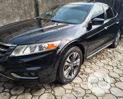 Honda Accord CrossTour 2013 EX-L w/Navigation AWD Black | Cars for sale in Lagos State, Ipaja